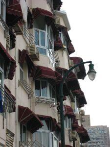 Жилой дом в Шанхае
