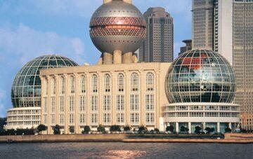 Гостиницы в Шанхае: Oriental Riverside